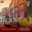 Fado De Lisboa by Francisco Fialho/Mathilde Larguinho (CD, May-2011, ARC)
