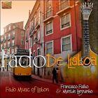 Fado De Lisboa by Francisco Fialho/Mathilde Larguinho (CD, May-2011, ARC)