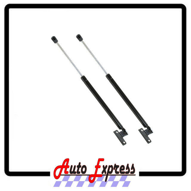 2 New Rear Window Lift Supports Strut Prop Rod Shocks Gas Damper Bonnet Boot Set