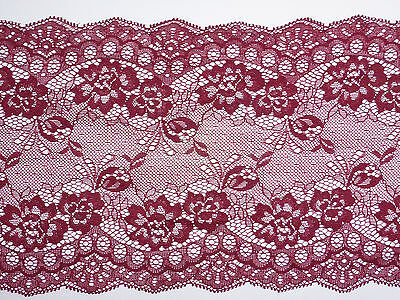 """Delicate Pale Beige Skintone Wide Lace Trim 7/""""//18cm Sewing The Place For Lace"""