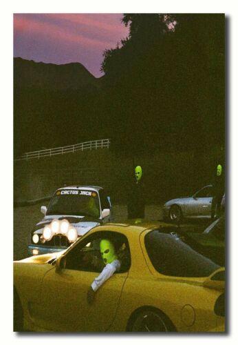 F-605 JACKBOYS Poster JACKBOYS Album Cover