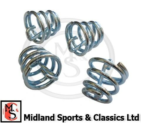 AAA4714 Morris Minor Rear brake Beehive Spring Set 4