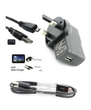 """2 AMP UK MAINS CHARGER ADAPTER FOR LENOVO YOGA Hudl HTC Nokia TABLET 7"""" 8"""" 9 10"""""""