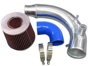 "CXR 3/"" Cold Air Intake Pipe Kit For 2JZ-GTE Motor Stock Turbo S13 S14 S15 Swap"