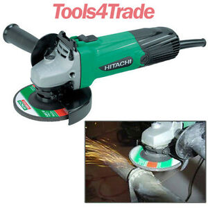 Hitachi-G12SS-115mm-4-5-Electric-Angle-Grinder-580W-240V-New-G12ST