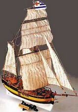 "Classic, Detailed Wooden Model Ship Kit by Corel: ""Scotland"""