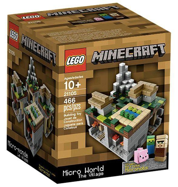 LEGO ® 21105 Minecraft ™ the village neuf emballage emballage emballage d'origine _ New MISB NRFB 0eaae7