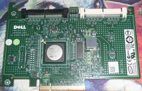 Dell Poweredge PCI-E SAS RAID Controller CR679 PERC 6//IR E2K-UCS-61-B