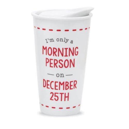 Holiday Travel Mugs from Mud Pie