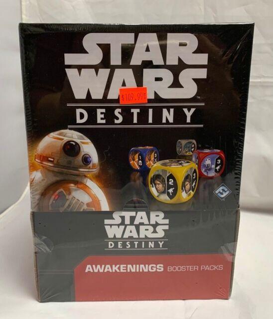 Star Wars Destiny Awakenings Booster Box 36 Packs NEW