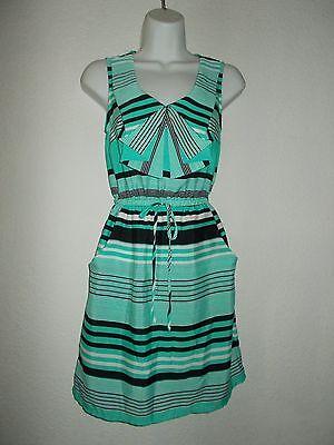Stripe Mint Green Dress New with tags (XS) Women's FREE SHIP