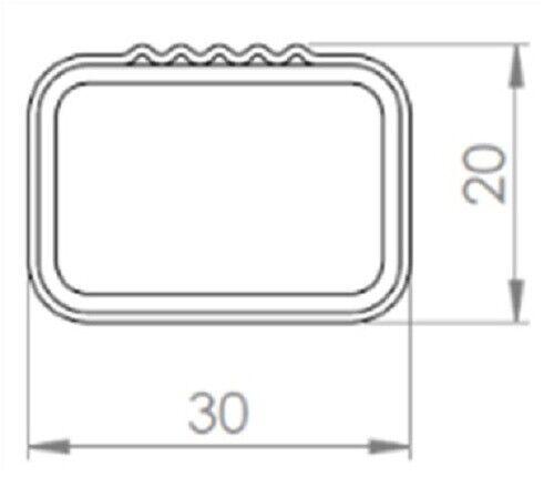 Caja vdpba 320 L Stahl portaequipajes original mitsubishi lancer 4-5 puertas a partir de 08