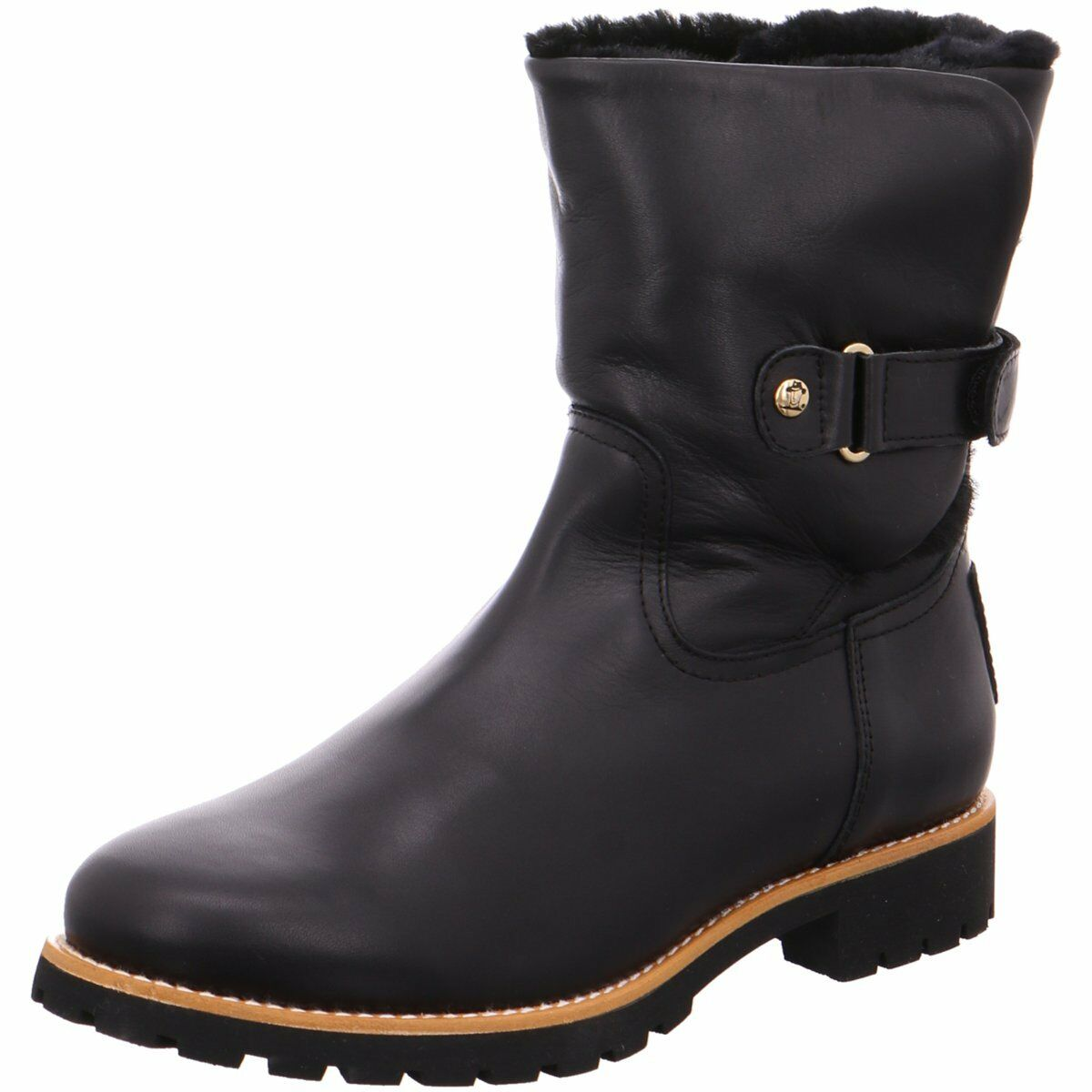 Panama Jack Damen Stiefeletten -88 Felia Igloo Travelling B2 schwarz schwarz schwarz 365247   84d2ed