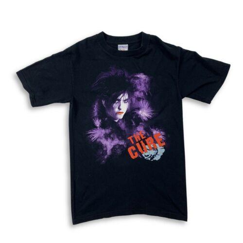 VTG 80's The Cure Disintegration Black T-Shirt