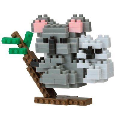 NEW NANOBLOCK Rhinoceros Rhino Nano Block Micro-Sized Building Blocks NBC-308