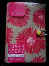 New Filofax Cover Story Floral Burst Personal Planner Alexia Claire Design