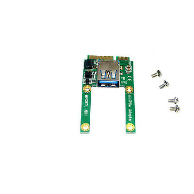 PCI-E Mini to USB 2.0 Card Adapter Professional Modify Module Replacement