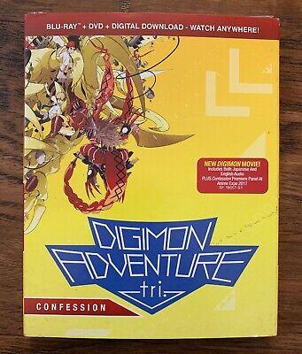 Digimon Tri Confession