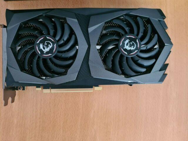 Nvidia Geforce RTX 2060 super MSI Gaming X (mit OVP)