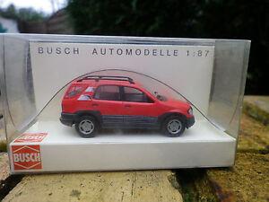 BUSCH-HO-1-87-ref-48503-ERLKONIG-CAR-etat-neuf-en-boite