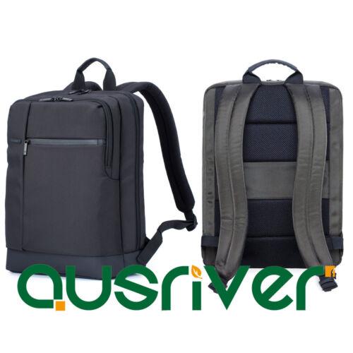 Xiaomi Multifunctional Smart Laptop Backpack Business Bag Greyish-Green Black