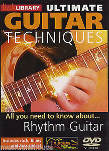 Lick library ultimate guitar techniques