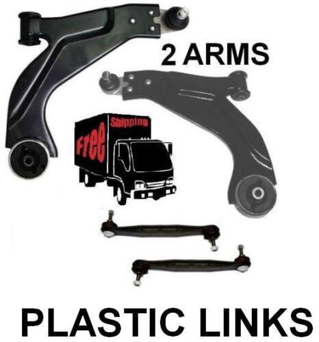 MONDEO 3 2000-2007 bras de suspension avant clavicule liens en plastique x 2