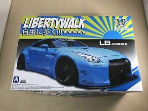 1-24-Liberty-Walk-Series-No-9-LB-WORKS-R35-GT-R-Ver-1