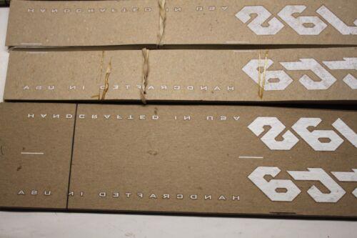 Genuine NOS WHITE Serotta HSG Ultra Thin Bike Frame Decals OEM Sticker Set