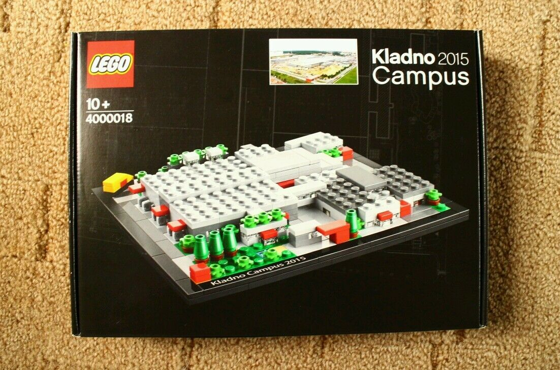 2015 LEGO Limited Edition 4000018 - Kladno Campus