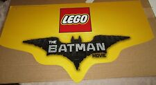 Lego The Batman Movie Large  Display advert Card