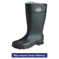 Servus By Honeywell Ct Safety Knee Boot With Steel Toe Black Pair 1882110 on sale