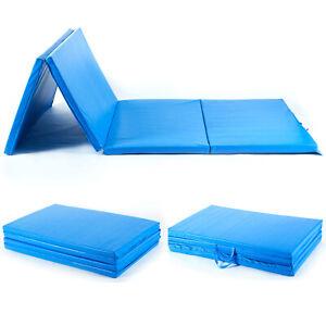 Gymnastikmatte-klappbar-50-mm-Fitnessmatte-Turnmatte-Weichbodenmatte-244x122x5cm