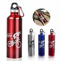 750ml Double Wall Stainless Steel Vacuum Insulated Sports Water Bottle Thermos