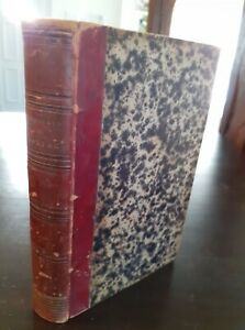 1844-DEDICACE-PAR-L-039-auteur-H-RICHELOT-MEMOIRES-DE-GOETHE-CHARPENTIER-PARIS-ABE