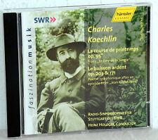 CD CHARLES KOECHLIN - La Cours De Printemps op.95