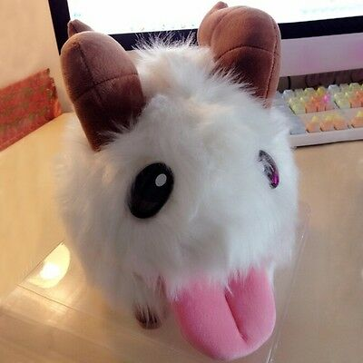 League of Legends LOL Limited Poro Gooney Soft Plush Stuffed Toy Figure Doll New