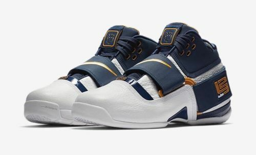 BRAND NEW DS Nike Zoom LeBron Soldier 1 CT16 25 Straight Men's shoes size 7.5