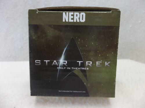 Star Trek Collectible Glass Nero