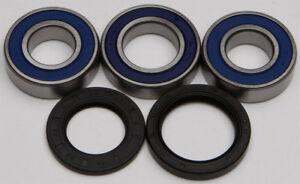 Kawasaki ZX10R 2011 Replacement All Balls Rear Wheel Bearing kit