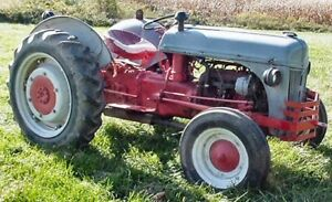 9n Ford Tractor >> Details About Best Ford 9n 2n 8n Naa Tractor Assembly Parts Service Repair Manual 1940 1941 Cd
