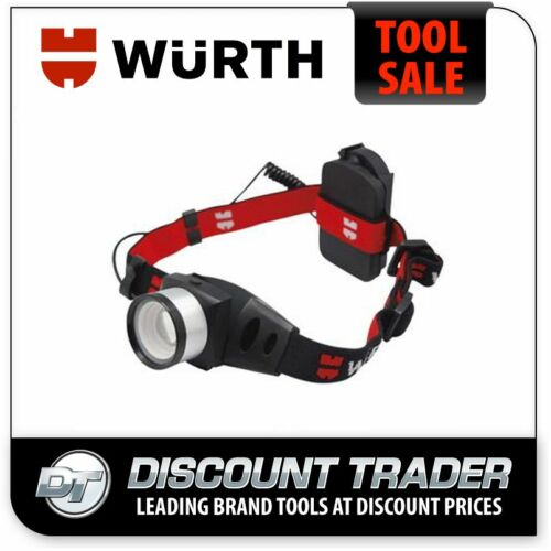 Wurth HiPower LED Head Lamp 0827809350