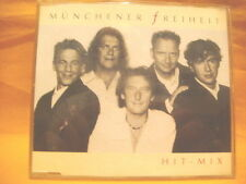 MAXI Single CD MÜNCHENER FREIHEIT Hit-Mix 2TR 1998 europop eurodance