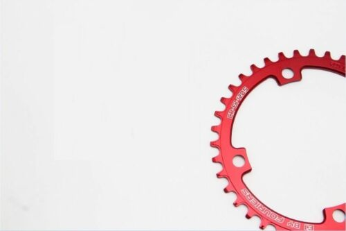 Bicycle BCD120 Circle Chainring Narrow Wide NW teeth Single Speed for SHIMANO