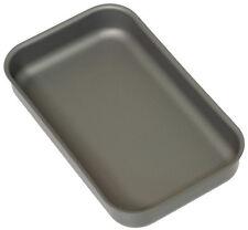 """Mermaid Companion Baking Deep Dish Aluminium 10"""" Roasting Pan Deep Tin 4cm"""