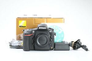 2019 DernièRe Conception Nikon D810 Body + 82 Tsd. Auslösungen + Très Bien (225693)-afficher Le Titre D'origine