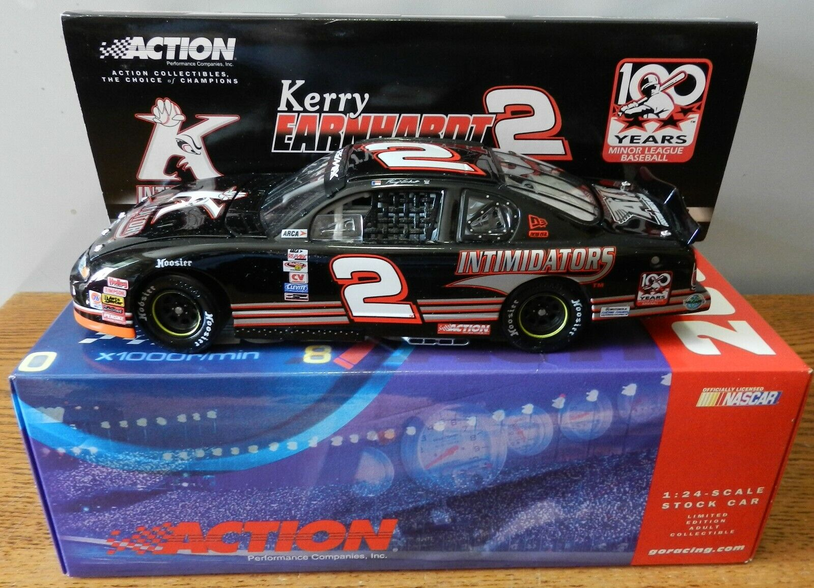 2001 Kerry Earnhardt  2   Intimidators   Action Limitierte Auflage 1 von 21024