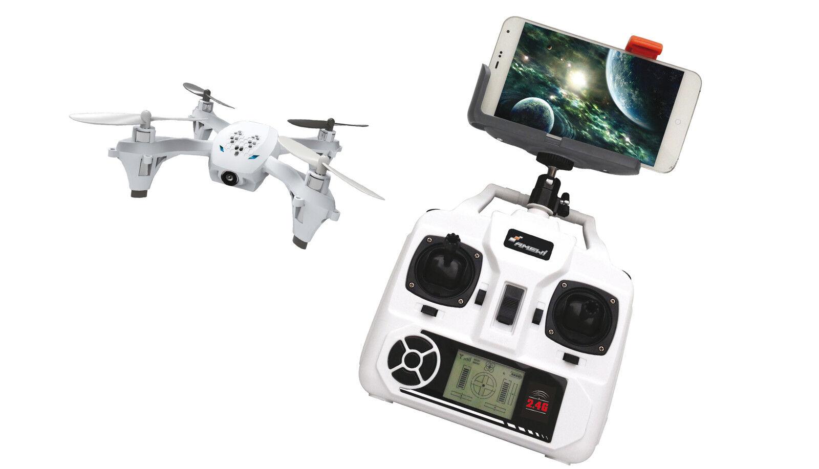 Il X-FOUR FPV WiFi Drone Quadrocopter con Live immagine a cellulare nuovo 25183