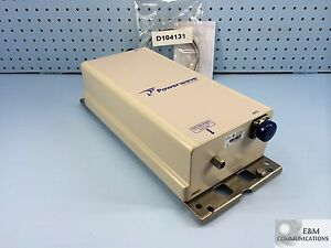 NEW SEALED LGP17402 POWERWAVE 824-849MHZ AMPLIFIER TMA-DD 850 SMRR TOWER MOUNTED