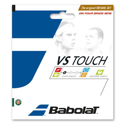 Babolat Naturdarmsaite 1,30mm VS Touch 6m naturfarben